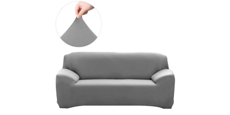 El cubre sofás de 3 plazas Winomo se ajusta a la perfección precio precios cubresofá cubresofás sofá precio precios barato baratos barata baratas oferta ofertas