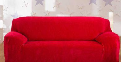 Cubre sofás terciopelo Tifee