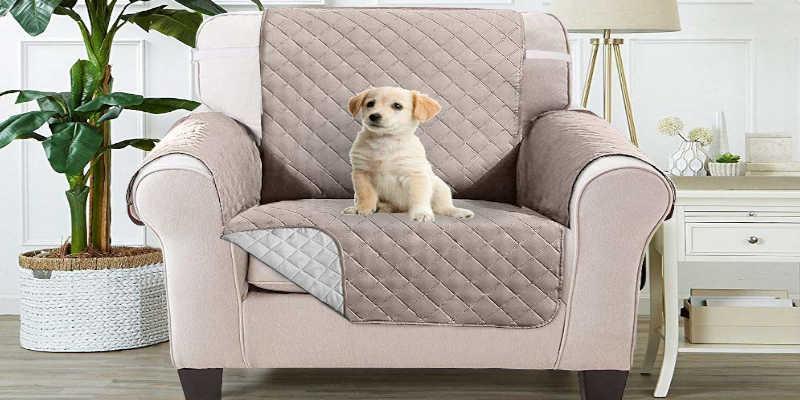 Funda cubre sofá de una plaza impermeable