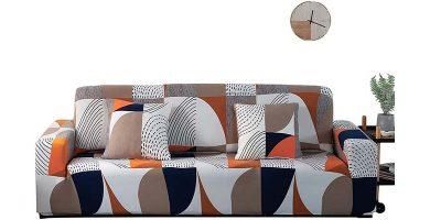 Funda cubre sofás elástica Decorativa ajustable Arnty