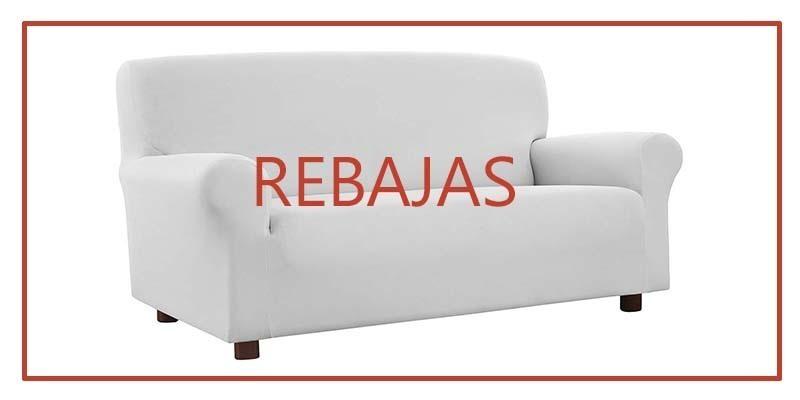 Fundas cubre sofás baratas y cubre sofás baratos fundas baratas oferta ofertas rebaja rebajas comprar al mejor precio Leroy Merlin, El Corte Inglés, Carrefour, Ikea, Textil,